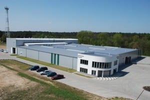 A new paper mill in Margonin