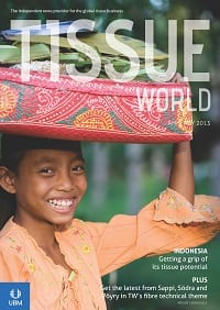Tissue World Magazine - April/May 2013
