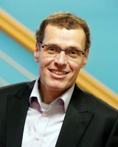 Van Houtum general manager, Bas Gehlen