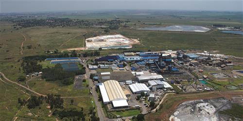 The Enstra Facility based in the province of Gauteng which encompasses two of the country's largest cities, its administrative capital Pretoria and its largest city Johannesburg