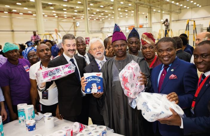 worldnews_100m-opening-the-inauguration-of-hayat-kimyas-diaper-and-tissue-plant-in-agbara-with-hayat-officials-and-plant-staff