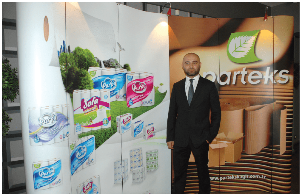 Fatih Çapar: Parteks's general manager said recent investments have focused on adding-value to the company's brand name products