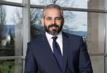 """""""This partnership allows our company to close a gap in our product offer,"""" Oswaldo Cruz Jnr, chief executive of BA Tissue at Körber and Fabio Perini"""