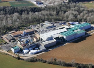 Export potential: L.C. Paper's Besalú, Girona-based site is incorporating new export destinations in South America and the Middle East.