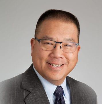 K-C chief executive Michael Hsu
