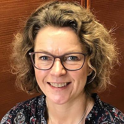 Susanne Hägerstrand, Klippans Bruk sales and marketing director