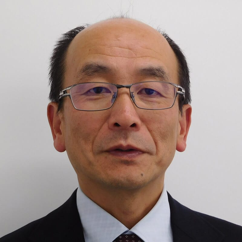 Shinji Goda, Director and general manager of engineering, Kawanoe Zoki