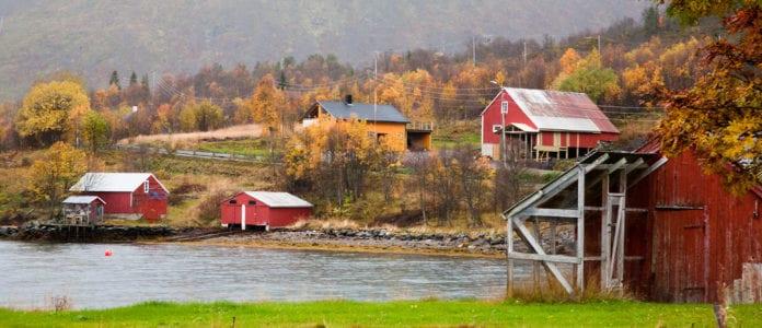 Scandinavia. Image: B. Lai CC