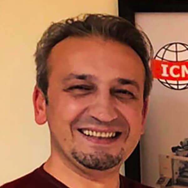 Devrim Deniz, Managing director, ICM Makina