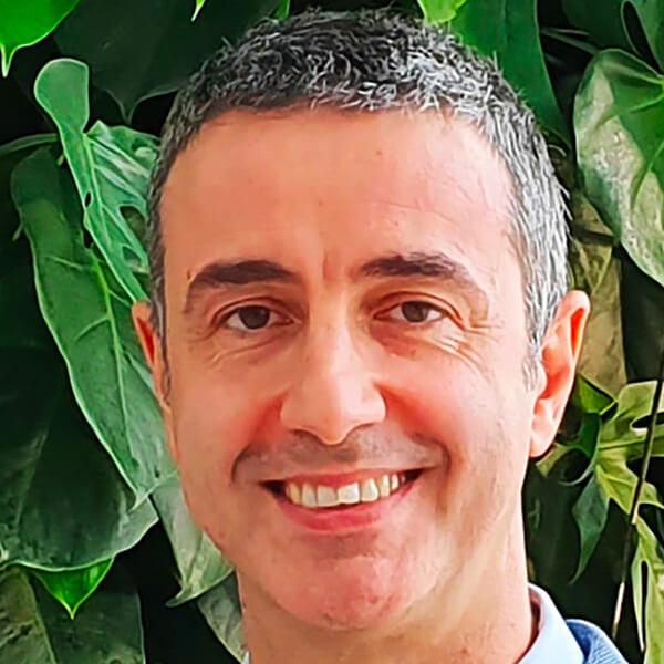 Enrico Zino, Global head of marketing, Fabio Perini
