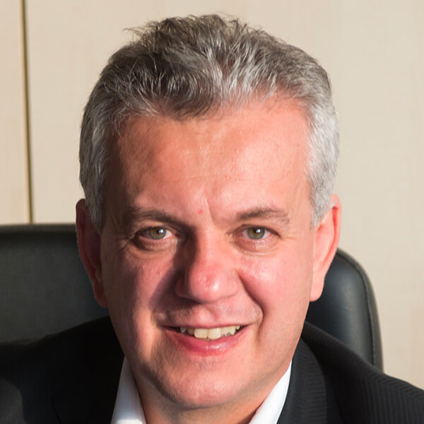 Marco Calcagni, Sales and marketing director, OMET