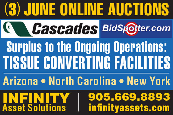Cascades-Infinity_auctions-on_Tissue_World_Magazine